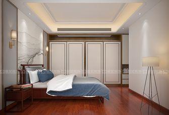 140平米三新古典风格卧室图片大全