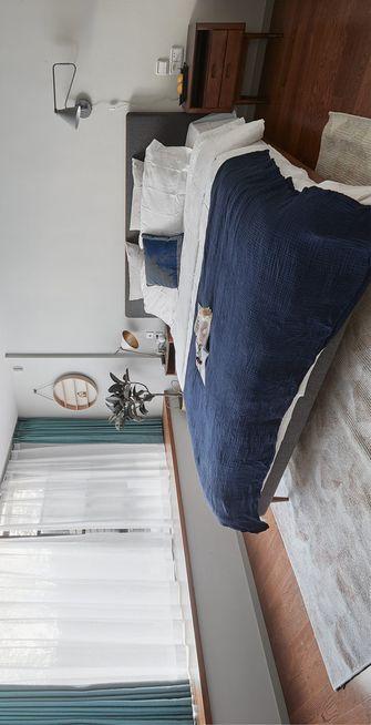 90平米三室两厅其他风格卧室装修效果图