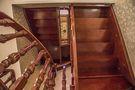 富裕型140平米复式欧式风格楼梯图