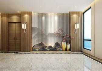 140平米别墅中式风格玄关图
