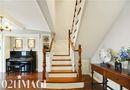 豪华型140平米复式美式风格楼梯欣赏图