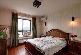 80平米三室两厅地中海风格卧室效果图