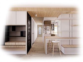 140平米四室两厅日式风格走廊欣赏图