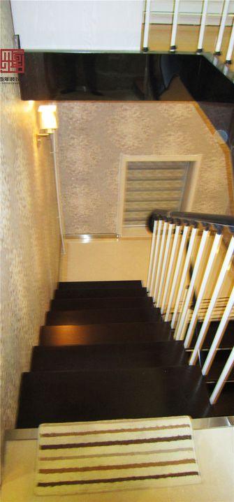 5-10万140平米复式其他风格楼梯效果图