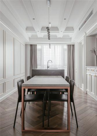 140平米三室两厅其他风格餐厅图片大全