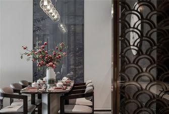 110平米三中式风格餐厅图