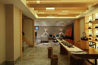 140平米三室两厅中式风格储藏室设计图