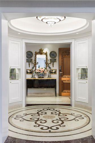 120平米四室两厅新古典风格玄关设计图