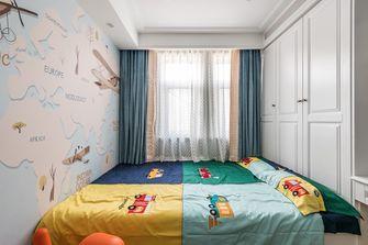 140平米复式中式风格儿童房装修案例