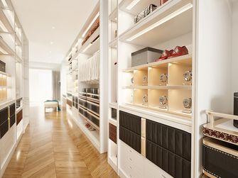 70平米公寓现代简约风格衣帽间欣赏图