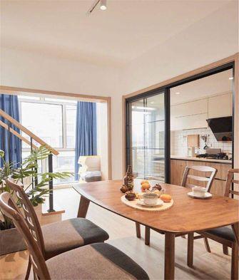 80平米一居室北欧风格客厅效果图