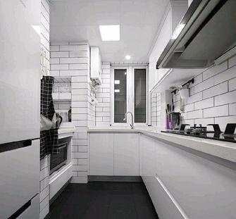 120平米三北欧风格厨房欣赏图