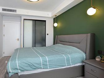 100平米三室两厅现代简约风格卧室图片大全