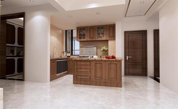140平米复式中式风格厨房装修案例