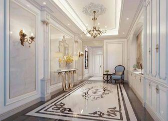 140平米三室两厅欧式风格走廊图片