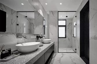 140平米四室五厅现代简约风格卫生间图