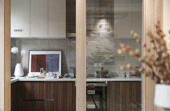 120平米三室一厅宜家风格厨房装修图片大全