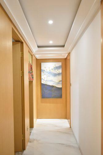 120平米三室一厅日式风格玄关图片大全