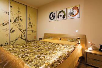 140平米复式东南亚风格卧室欣赏图
