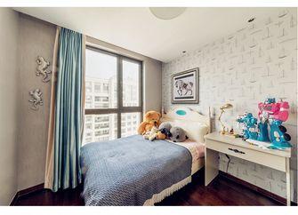 90平米三欧式风格儿童房设计图