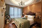140平米一室一厅田园风格衣帽间装修效果图