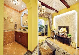 130平米三室两厅田园风格其他区域效果图