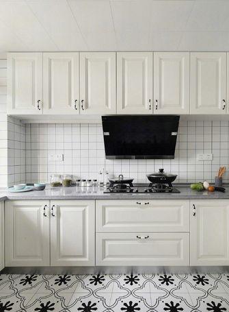 70平米美式风格厨房设计图