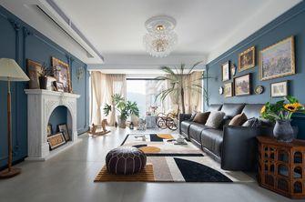 120平米三室两厅混搭风格走廊装修效果图