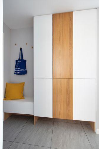 60平米公寓现代简约风格玄关效果图