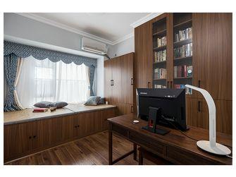 3-5万110平米四室两厅英伦风格书房欣赏图