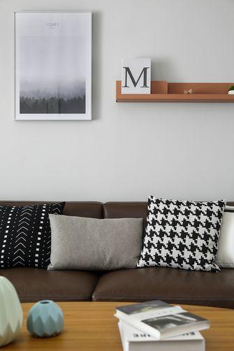 90平米东南亚风格客厅装修图片大全