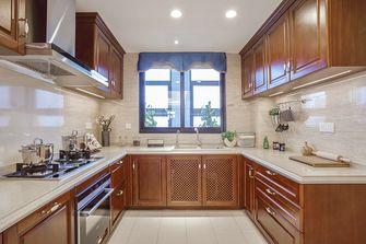 140平米三新古典风格厨房图