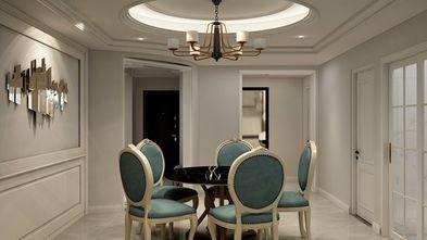 140平米三室一厅北欧风格餐厅效果图