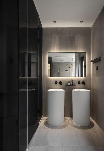 120平米三室一厅新古典风格卫生间欣赏图