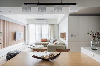 110平米三室两厅日式风格阳光房设计图