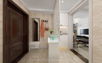 130平米四室一厅美式风格玄关欣赏图