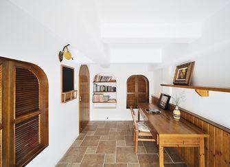 140平米复式地中海风格书房图片大全