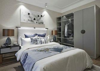 120平米三室两厅新古典风格卧室设计图
