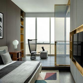 140平米四室三厅现代简约风格卧室装修图片大全