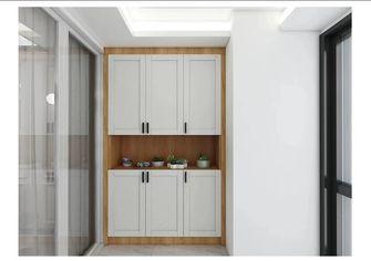90平米三室一厅宜家风格阳台装修案例