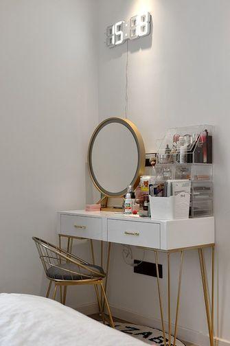 120平米三室两厅现代简约风格梳妆台图