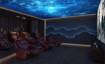 30平米以下超小户型中式风格影音室设计图