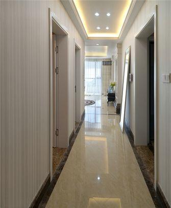 120平米三室两厅欧式风格走廊装修效果图