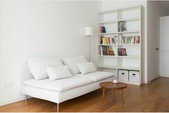 60平米宜家风格客厅图片