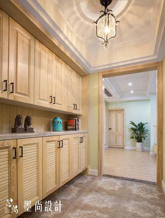20万以上130平米四室两厅英伦风格走廊图