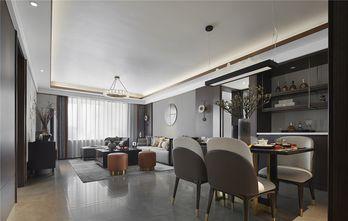 110平米三室一厅中式风格客厅图片