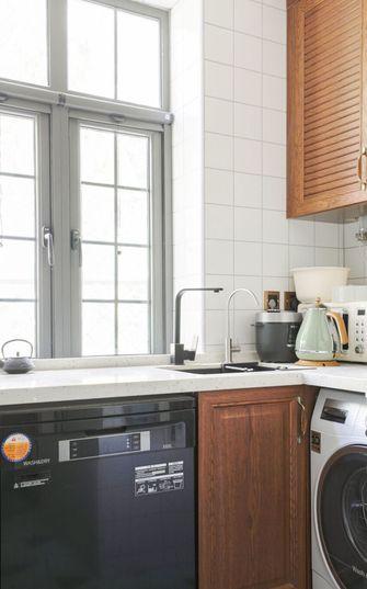 50平米公寓新古典风格厨房设计图