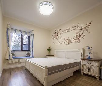 120平米三地中海风格卧室图片