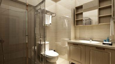 50平米一居室中式风格卫生间装修效果图