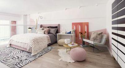 40平米小户型混搭风格卧室效果图